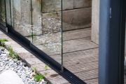 Schuifbare glaswand type: V760 - Sa Caleta