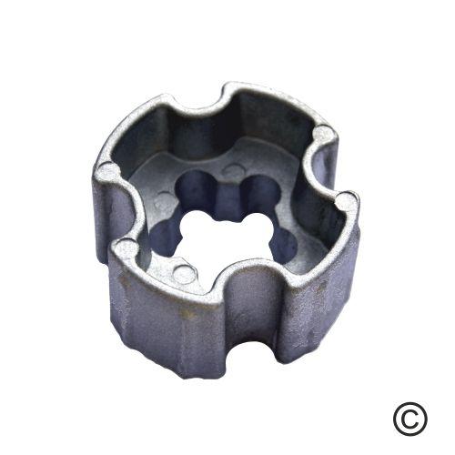 Meenemer Buis 78 Somfy aluminium