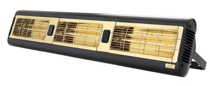 Tansun Monaco Infrarood Terrasverwarmer Triple