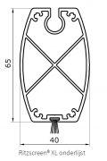 Verano Ritsscreen V599 XL